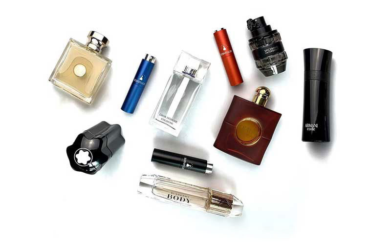 Variety of Pefumes offered by ScentGod